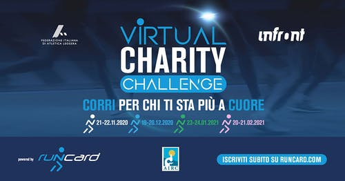 Virtual Charity Challenge by Runcard