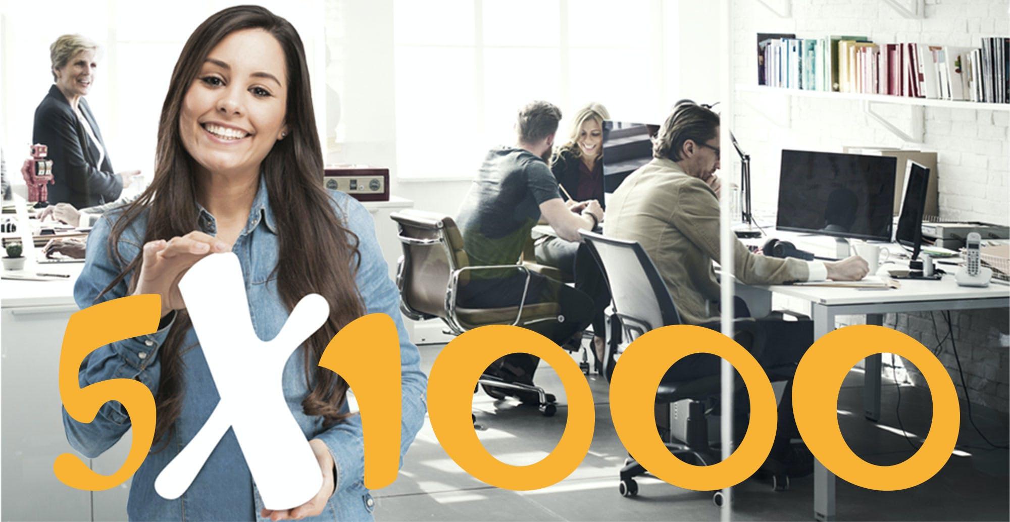 5 per 1000 - Scegli di esserci