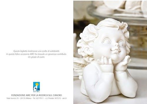 Biglietto augurale Cerimonie - Angelo