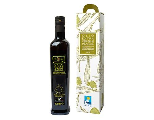 Olio extravergine di oliva italiano- 250ml