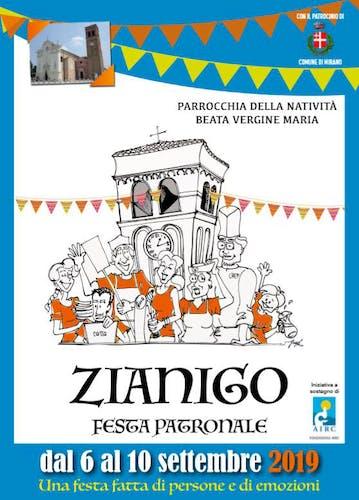 Festa Patronale di Zianigo
