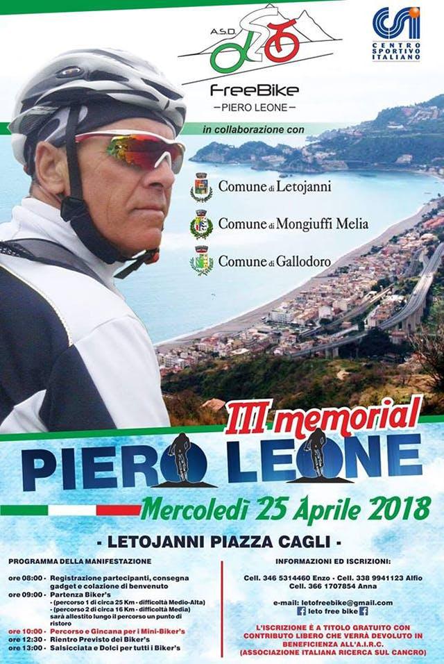III Memorial Piero Leone