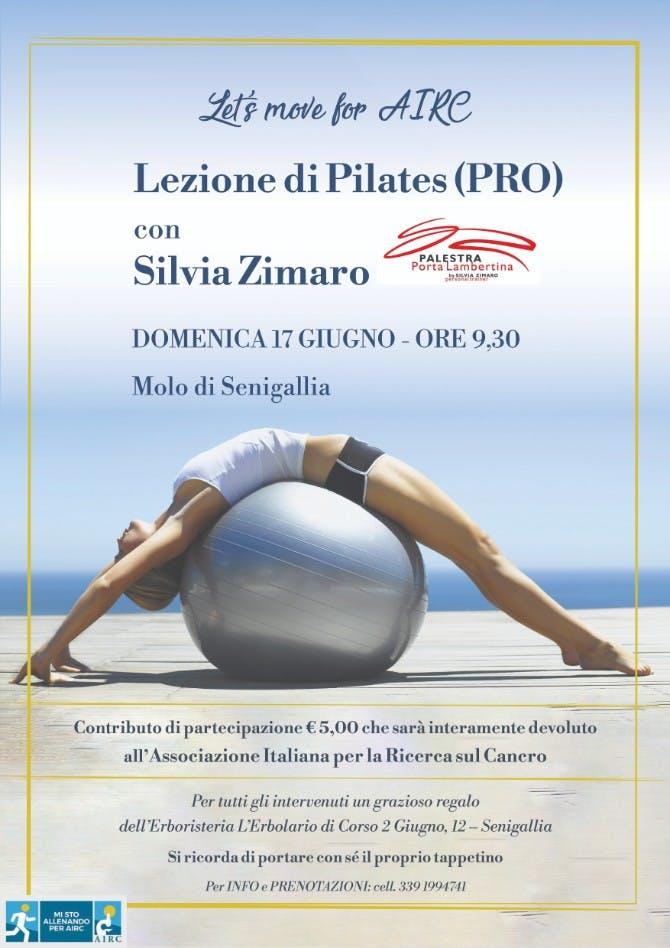 Lezioni di pilates (Pro)