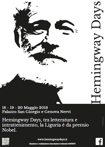 "Apericena ""Hemingway Days"""