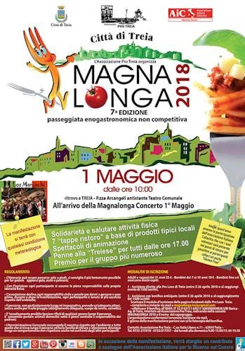 Magnalonga 2018: passeggiata enogastronomica non competitiva