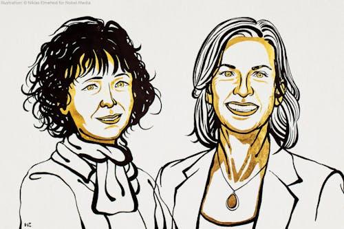 Il Nobel per CRISPR/Cas9 è strettamente legato alla ricerca sul cancro