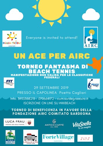Torneo di Beach Tennis