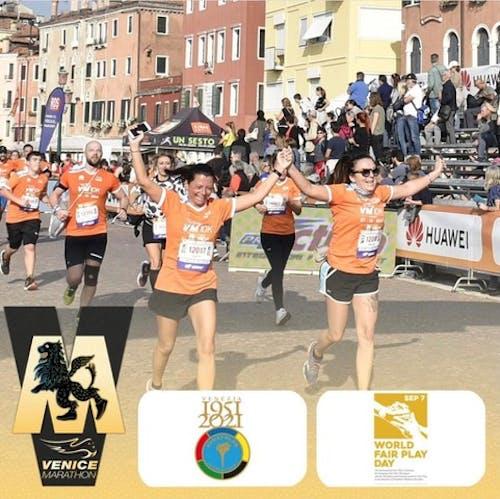 Venice Marathon, si torna a correre per la ricerca