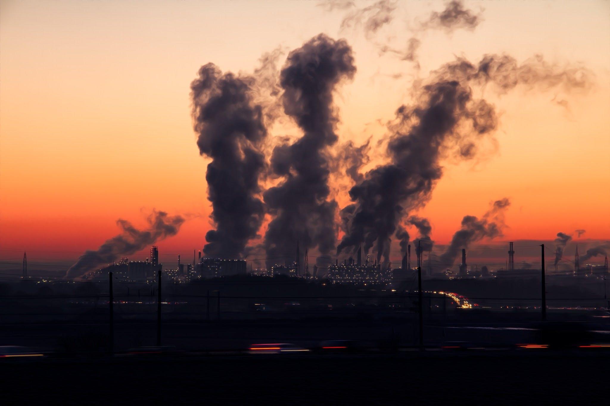 L'aria cattiva nuoce a polmoni e cuore