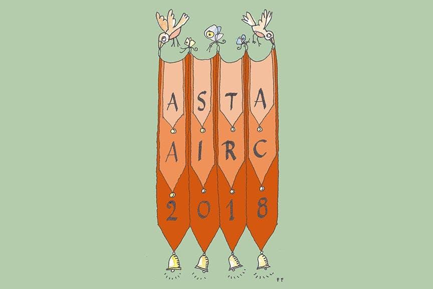Asta di oggetti d'arte, argenti e varie amenità per AIRC