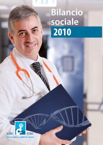 Bilancio sociale AIRC 2010