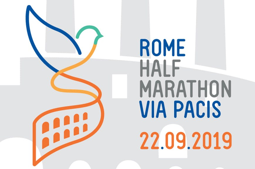 Rome Half Marathon Via Pacis 2019
