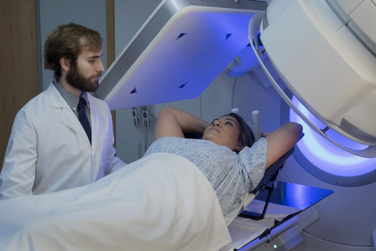 radioterapia per cura tumore prostata