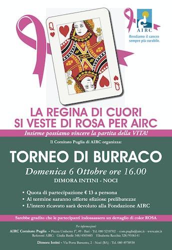 La regina di cuori si veste di rosa per AIRC