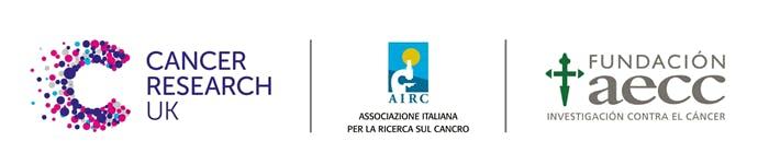 loghi_AIRC_CRUK_AECC