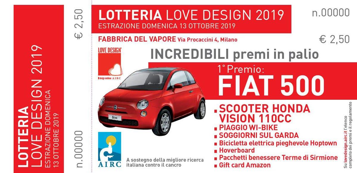 Lotteria Love Design