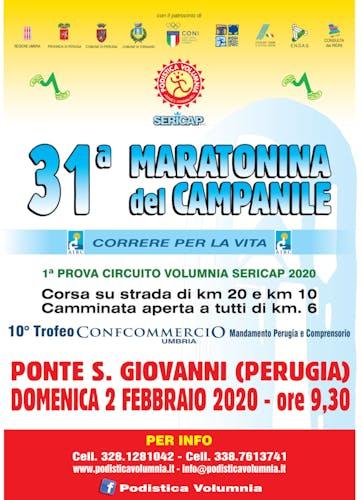 31 Maratonina del campanile