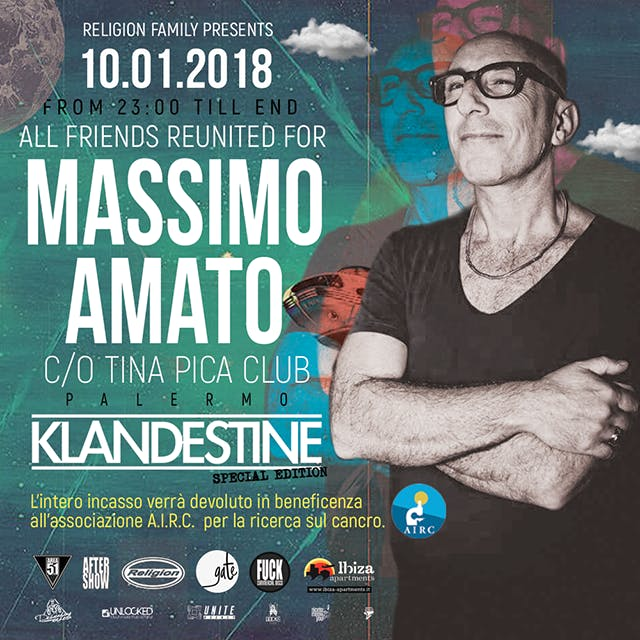 Massimo Amato Reunion