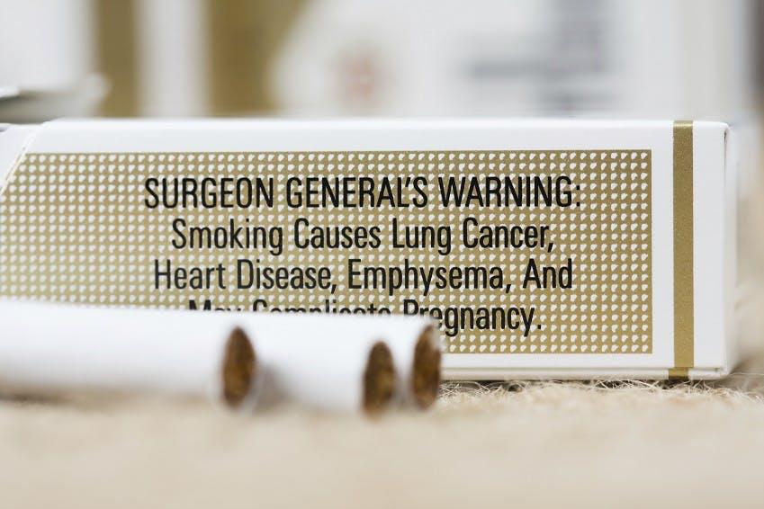 Quando la scienza capì che la sigaretta fa male