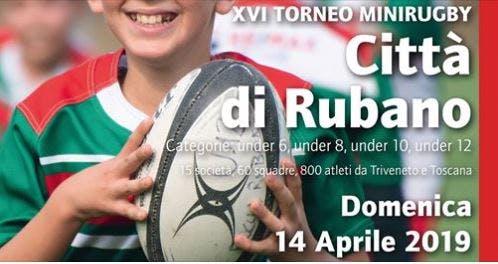 """AIRC al torneo di minirugby """"Città di Rubano"""""""