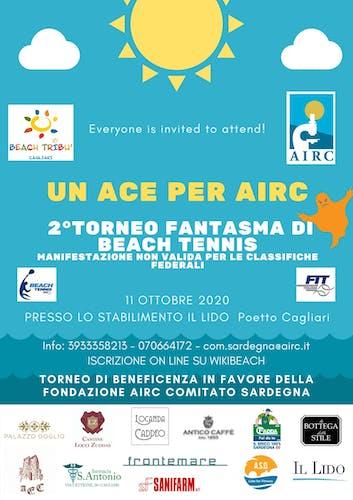 Secondo torneo di beach tennis